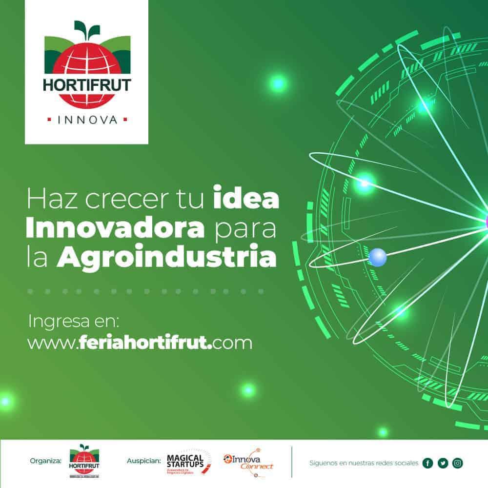 Hortifrut lanza primer concurso de innovación y emprendimiento agrícola