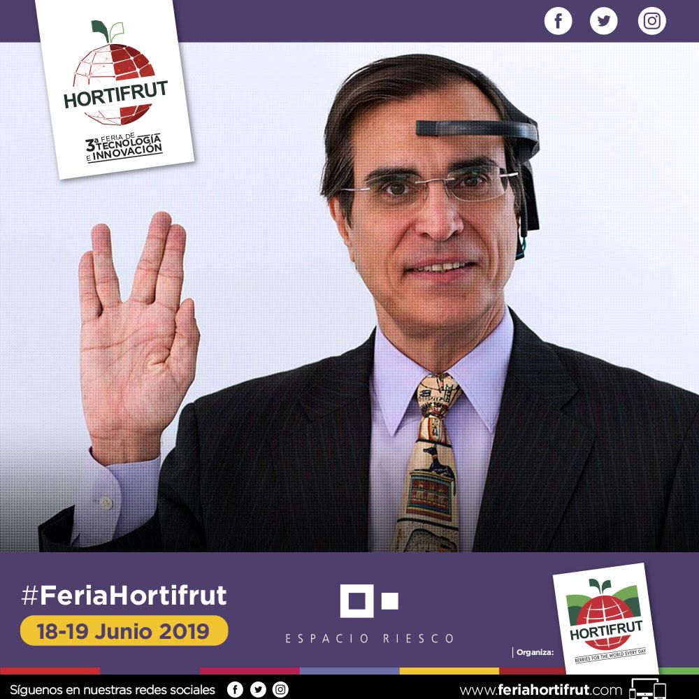 Speaker Confirmado: José Luis Cordeiro (Futurista)